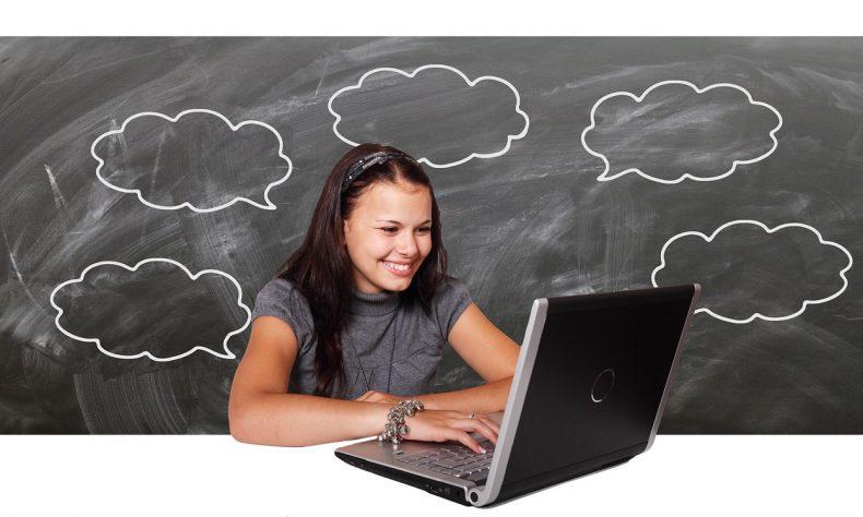belajar di fitur room pada facebook