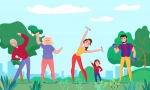 Latihan Fisik Sederhana Untuk Kaum Rebahan