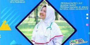 Semangat Putri Fahriani setelah Webinar UBSI Kampus Sukabumi 2020