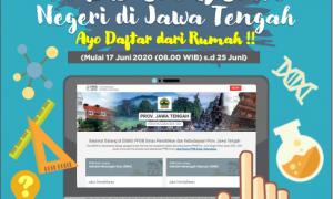 Alur PPDB SMA Dan SMK Provinsi Jawa Tengah 2020