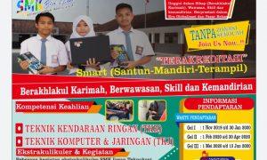 Informasi PPDB SMK Insan Teknokrat Bekasi 2020