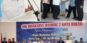 Raih Karir Gemilangmu Bersama SMK Binakarya Mandiri 2 Kota Bekasi; PPDB 2020
