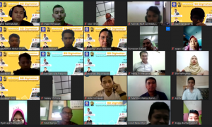 Smart And Productive During Home Quarantine; Webinar UBSI Kampus Surakarta
