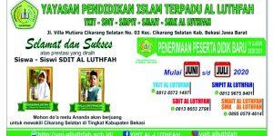Informasi PPDB SMA IT-SMK Al_Luthfah