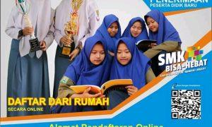 SMK di Jawa Tengah ; PPDB SMK Muhammadiyah Paguyangan