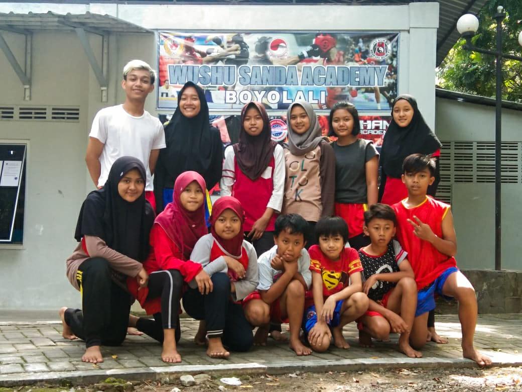 Wushu Academy Boyolali