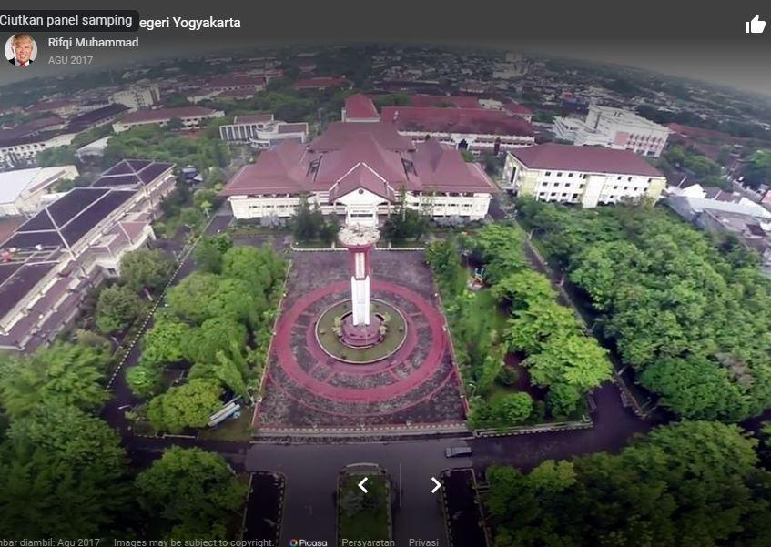 Pilihan Universitas di Yogyakarta