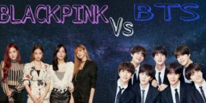 K-Pop Saga: BTS Vs Blackpink