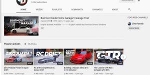Tips Menjadi Youtuber by Garasi Drift; Spesial 1 jt subscriber