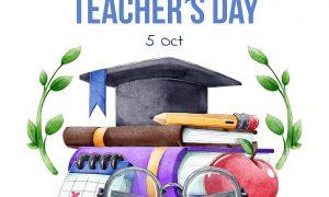 Hari Guru Sedunia, 5 Oktober 2020