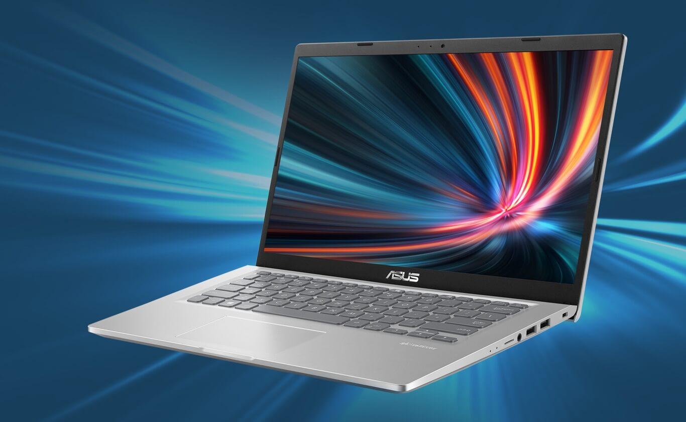 Tampilan ASUS VivoBook 14 A416