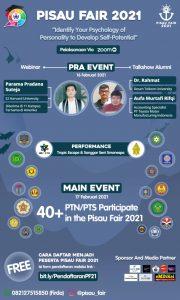 pisau fair 2021
