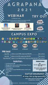 Agrapana 2021 Campus Expo