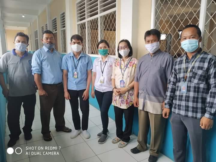 SMK Yapin Bekasi Gandeng PT Epson & PT Yasunli untuk Alumninya