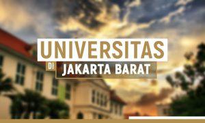 Universitas di Jakarta Barat