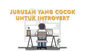 Jurusan kuliah untuk introvert