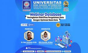 Webinar Database